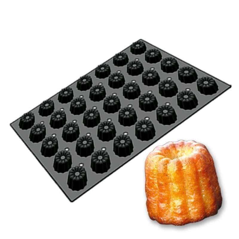 Présentoir à gâteaux Arabesques 3 plateaux 310mm