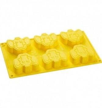 Silicone mold - Elephant - 65x75mm Vol. 85 ml