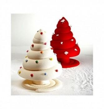 Moule Chocolat Sapin de Noël Tourbillon