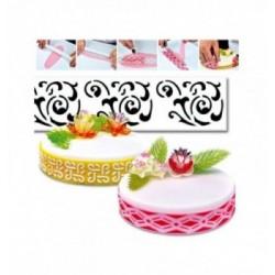 Kit 10 Pinces à Gaufrer Cannelées assorties