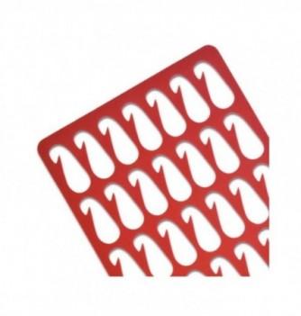 Silicone Stencil - Hook - 35 pcs