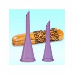 Moule silicone petit macaron 290x260 mm -diam 40mm