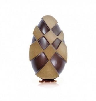 Moule Oeuf Chocolat Multi Face