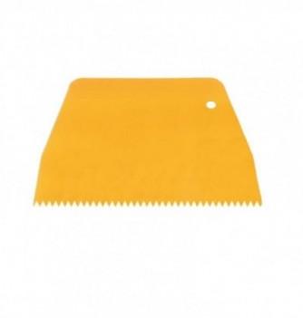 Scraper 1 pc - Polypropylène - 132x95mm
