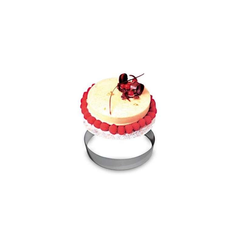 20 Moules gâteaux Triangle Entremets Usage Unique 120x115mm