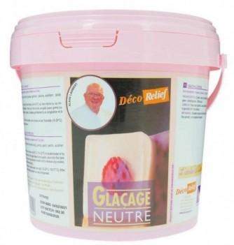 Neutral Mirror glaze - High Quality GÉRALD SATTLER 1kg