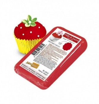 Bright Red sugar paste 250 g