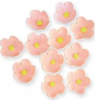 Gumpaste Flowers - Peach Flowers