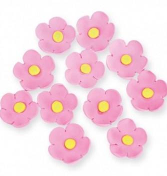 Gumpaste Flowers - Pink Flowers
