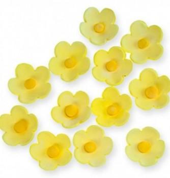 Gumpaste Flowers - Yellow Flowers