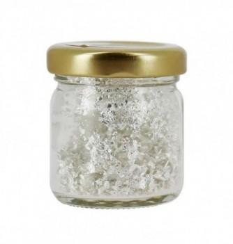 Real Silver Flakes 100 mg