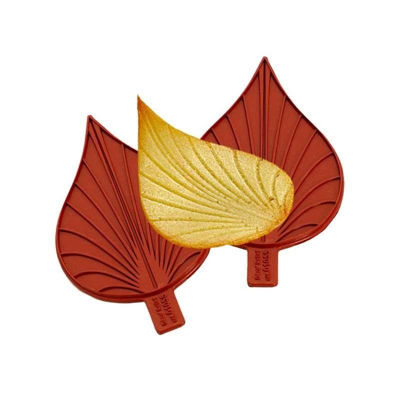 Moule dentelle motif 4 arabesque 160x160mm