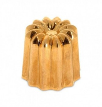 Copper mold for Cannele diam.55mm