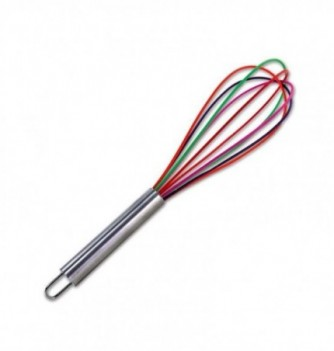 Silicone whisk - Multicolored 300 mm