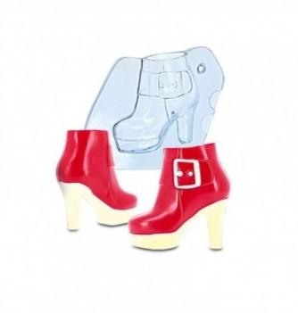 Chocolate Mold - Women's Boot - 83 x 81 mm