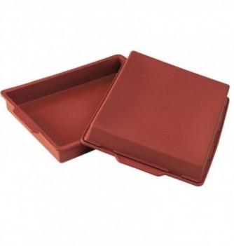 Silicone mold rectangular