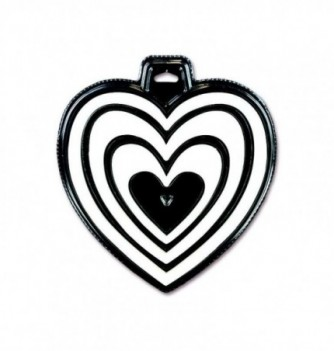 Sillicone Molds - 3 Large Hearts