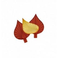Douille Pâtisserie à Rebord Inox Cannelée F5