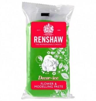 Gumpaste Renshaw pour Modelage Verte