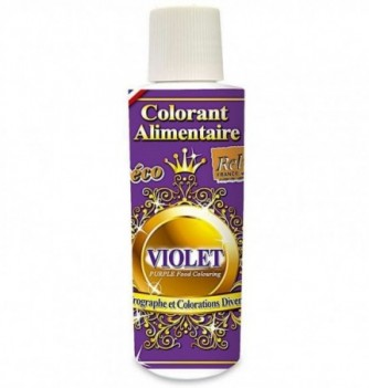 Food coloring airbrush-Violet 125ml