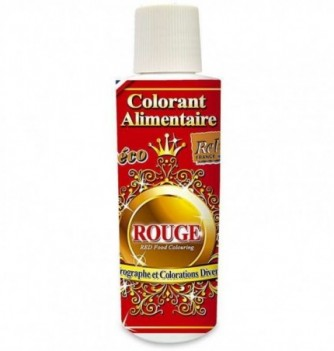 Food coloring airbrush-Red 125ml