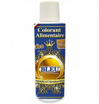 Food coloring airbrush-Blue 125ml