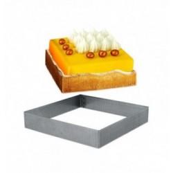 Cadre a Pâtisserie Inox 400x300mm ht.45mm