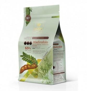 Chocolat de Couverture Barry Bio Noir Madirofolo 65% Cacao