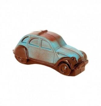Chocolate Mold 2CV Car