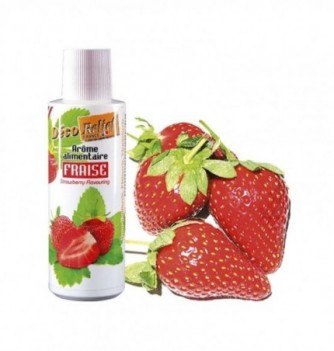 Concentrated Food Flavoring - Strawberry