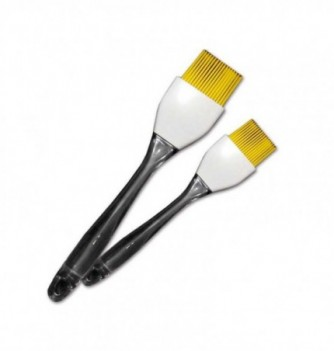 Silicone pastry brushes 2pcs
