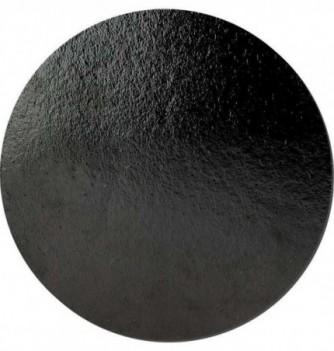 Cake Board - Black - Diam 40 cm - x 10