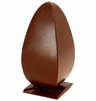 Chocolate Plastic Mold - Set of 2 eggs - 200 mm