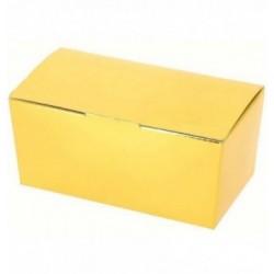 Boite à Bûche Carton Blanc 40cm