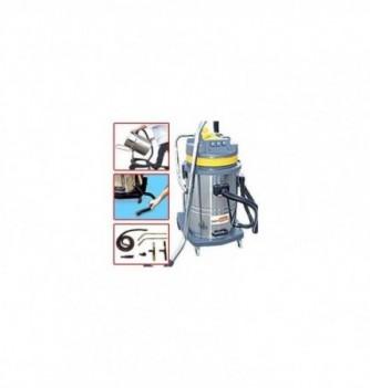 Vacuum cleaner PRO 3 engines capacity 80 l