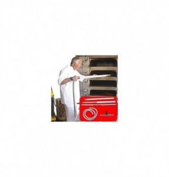 Anti-static oven set 3 m+3 m