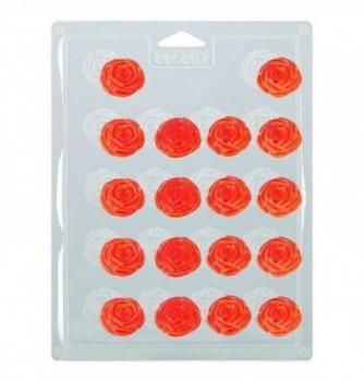 Moule Chocolat Boutons de Rose Thermoformé