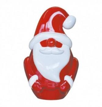 Moule Chocolat 2 Pères Noël 170-140mm