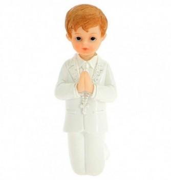 Figurine for cake Communiant Boy 11cm