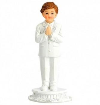 Figurine for cake Communiant Boy 12cm