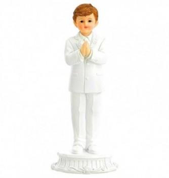 Figurine for cake Communiant Boy 18cm