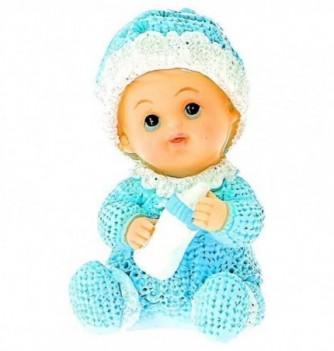 Figurine for cake Baby Boy 5,7cm