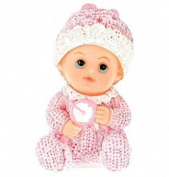 Figurine for cake Baby Girl 5,7cm
