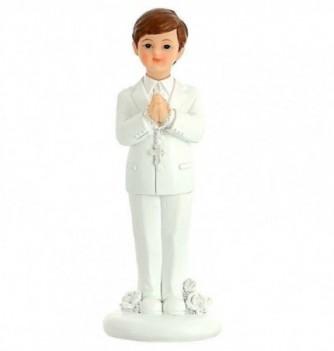 Figurine for cake Communiant Boy 13.5cm