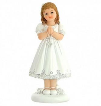 Figurine for cake Communiant Girl 13.5cm