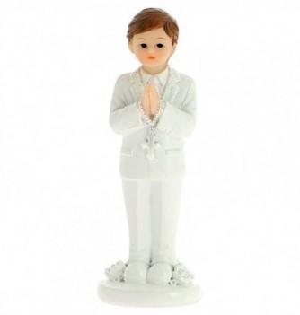 Figurine for cake Communiant Boy 8cm