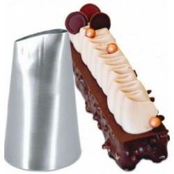 Moule silicone Baroque pour Tour de gâteaux 200x110x4mm