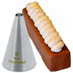 Moule bonbon chocolat 21 carré avec vague