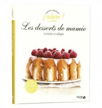 J'adore - Les desserts de Mamie