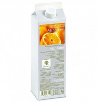 Purée de Fruits Ravifruit Mandarine 1kg